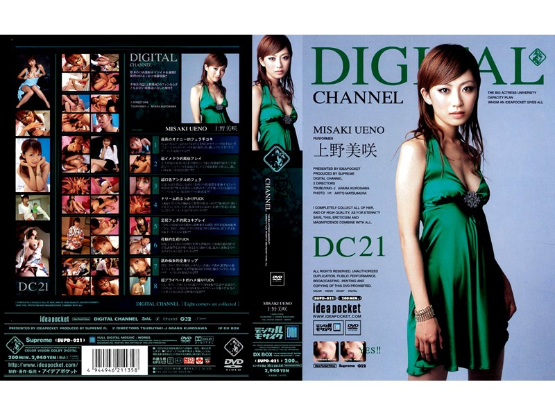 DIGITAL CHANNEL 上野美咲