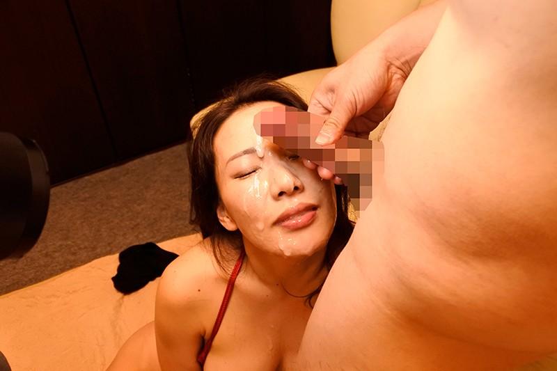 肉欲フェラチオ婦人 清楚なふりして中身はただの淫乱牝 さらさん35歳