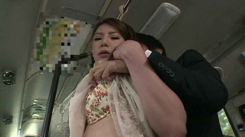 ニューハーフ痴●〜揺れるバスの中で〜 美咲ゆりあ 画像5