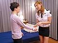 専属ニューハーフ女優・奄美まなが4つのコスプレで痴女責め爆射精SEX