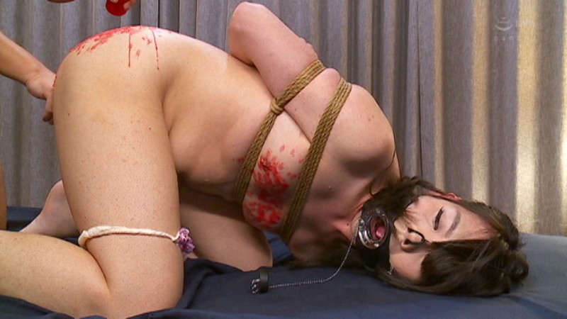 TCD-251 Studio TRANS CLUB - His/Her First S&M Experience! This Perverted Maso She-Male Is Getting Ro big image 4