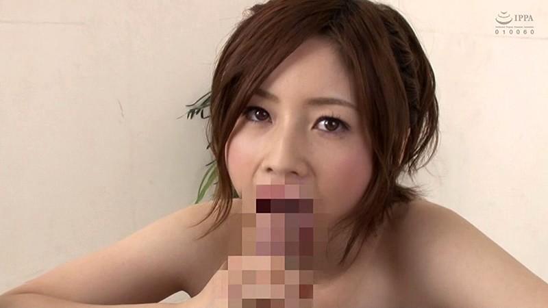 奥田咲のパイズリ挟射の瞬間を見逃すな!1