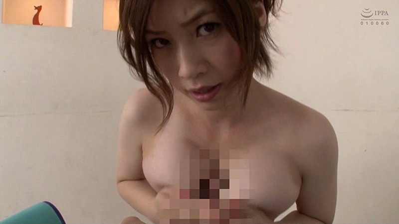 奥田咲のパイズリ挟射の瞬間を見逃すな!6
