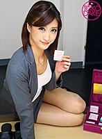 【ソクヌキ】高身長女性がコンドームの訪問販売でゴムお試しフェラ。ゴムの感触を...