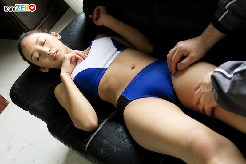 辻本杏 部活の顧問に媚薬を盛られ開発され!