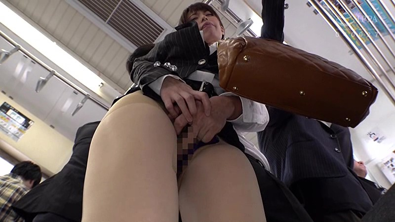 TEEK-004 Studio AVS collector's - The Molester Train A Beautiful Office Lady With A Great Life It All Started With Some Molester Action, When This Beautiful Office Lady's Eyes Were Opened To The Pleasures Of Molestation Misuzu Kawana big image 4