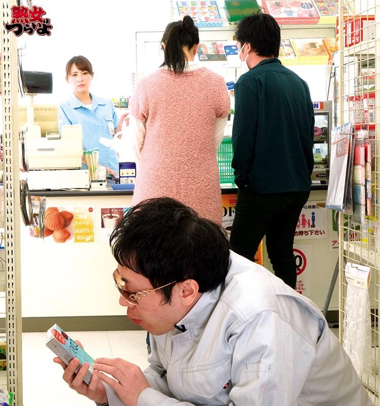 実話再現NTRドラマ コンビニ開業した夫婦に起こった悲劇 万引き誤認当日ネトラレ 花咲いあん 1枚目