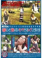世田谷区・K公園連続強姦事件映像 公園内にいた子連れの若いヤンママたちをレイプした男の全容 「子●だけは助けてください!」「赤ちゃんが寝ているうちに済ませて!」 ダウンロード