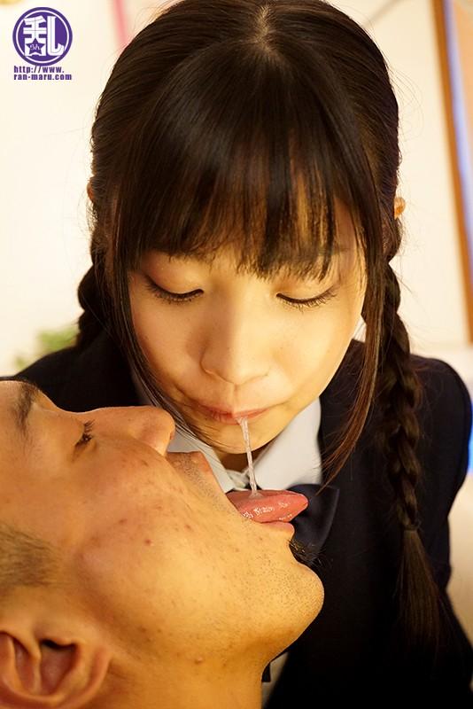 栄川乃亜「生つば飲ま…