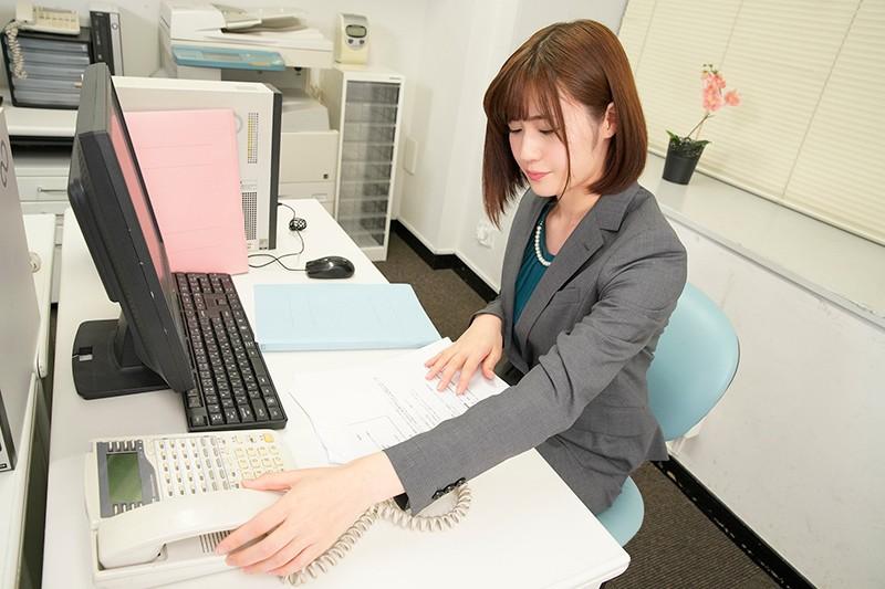 【VR】僕は上司のチンポ奴● 里穂さん 2