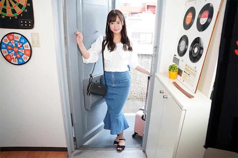 「就職で上京するため物件を探しに来た従姉が僕の家に泊まりに来た 広瀬なるみ」無料