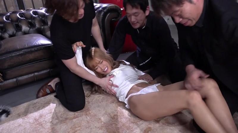 媚薬BDSM 輪●・ぶっかけ・快感地獄の虜 AIKA