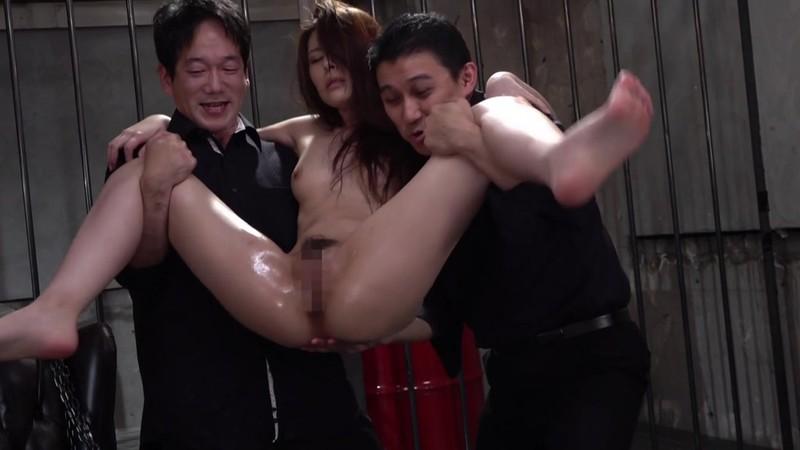 媚薬BDSM 輪●・ぶっかけ・肛虐アクメの虜 愛乃零 3枚目
