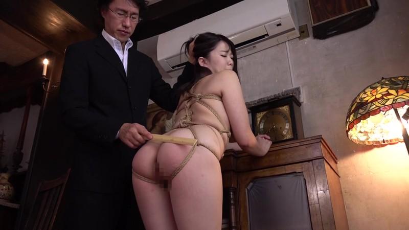 制服緊縛 伯父に調教されています…性奴●にされた私… 佐知子