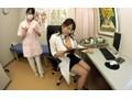 【VR】近所で噂の美人女医さんにED(勃起不全)と嘘ついて診...sample1