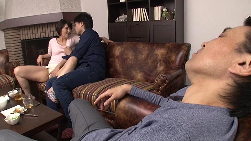 部長の奥さんがエロすぎて… 円城ひとみサンプルF11