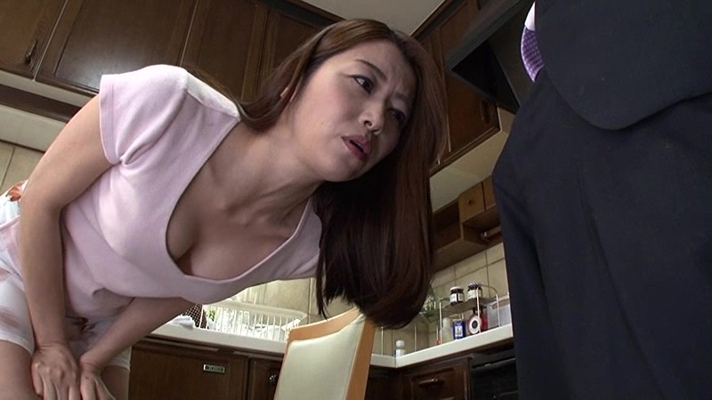 部長の奥さんがエロすぎて… 北条麻妃サンプルF1