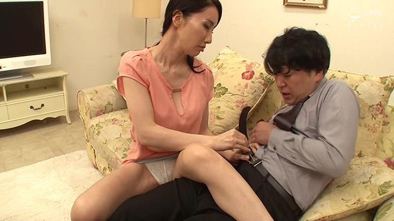 性欲が強すぎる母(浮気癖あり)に、愛する彼氏を寝取られた。 滝川恵理サンプルF1