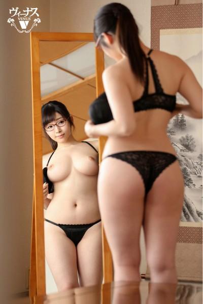 VEC-471 The Married Woman Next Door Seduced Me With A Front Hook Bra And Tiny Panties Ai Shinkawa 7