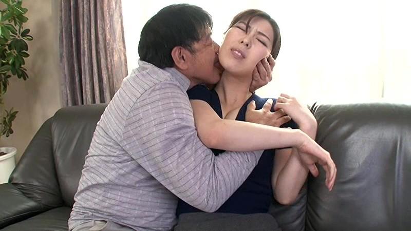 定年退職してヒマになったドスケベ義父の嫁いぢり 篠原友香 キャプチャー画像 1枚目