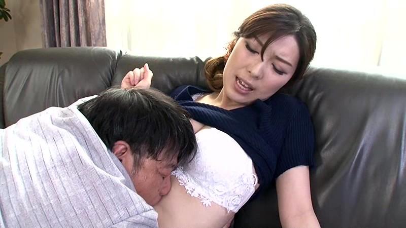 定年退職してヒマになったドスケベ義父の嫁いぢり 篠原友香 キャプチャー画像 2枚目