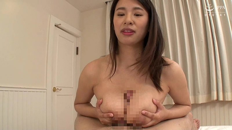 VENU-847 Studio VENUS - A Sexy Mother Controls Her Horny Son's Ejaculation With Her Big Tits And Fucks Him In The Cowgirl Position As Her Tits Shake Violently Hana Haruna big image 3