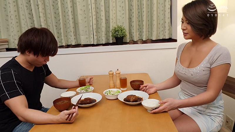 親族相姦 きれいな叔母さん 今井夏帆 サンプル画像 1