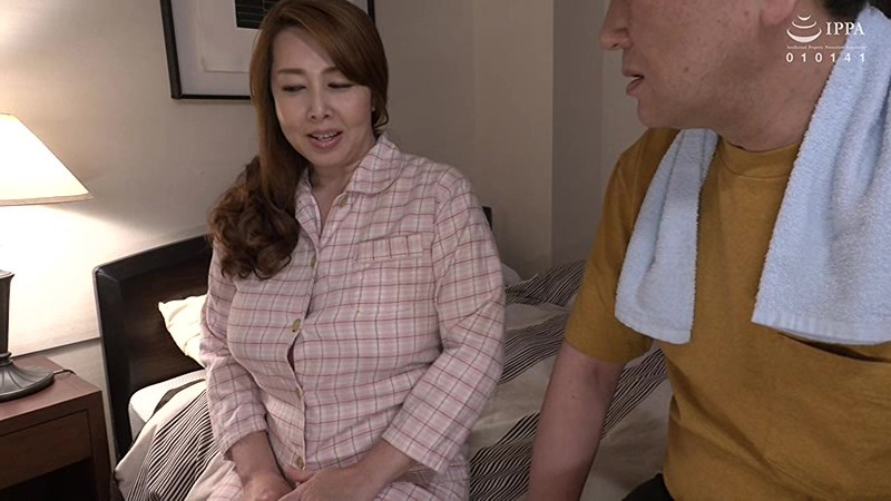 VENU-891 Studio VENUS - This Son-In-Law Decided That He Wanted His Mother-In-Law All To Himself, So He Outfitted Her With A Chastity Belt And Kept Her Starved For Sex Yumi Kazama big image 5