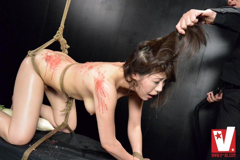 【SM】 MEGA ANAL ~アナルフィストで肛門が恥ずかしいほど開いちゃう~ 沙藤ユリ キャプチャー画像 10枚目