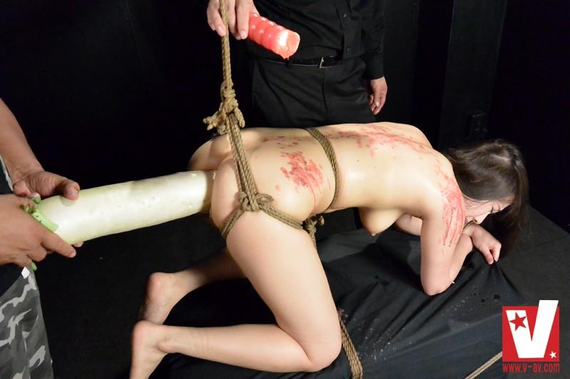【SM】 MEGA ANAL ~アナルフィストで肛門が恥ずかしいほど開いちゃう~ 沙藤ユリ キャプチャー画像 9枚目