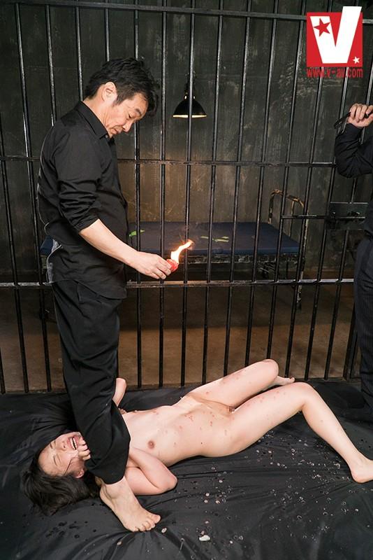 制服パイパン美少女 引き裂きアナル拷姦 宮沢ゆかり 2枚目