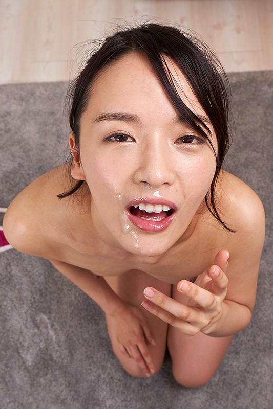 【VR】美貌の女性を汚しまくり優越感に浸れ!!白濁まみれの顔射VR 3