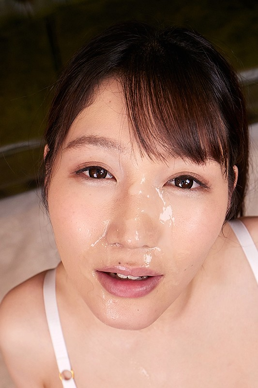 【VR】美貌の女性を汚しまくり優越感に浸れ!!白濁まみれの顔射VR 4