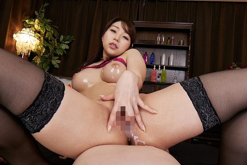 【八乃つばさ・VR】オトコの性感帯をねちこくクリティカルヒットしてイカせる膣絞りエステClub