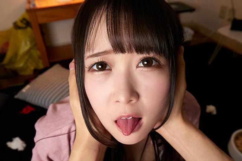 【VR】ニュースで世間を騒がせている行方不明の女の子は今、僕の目の前にいます。 百田くるみ6