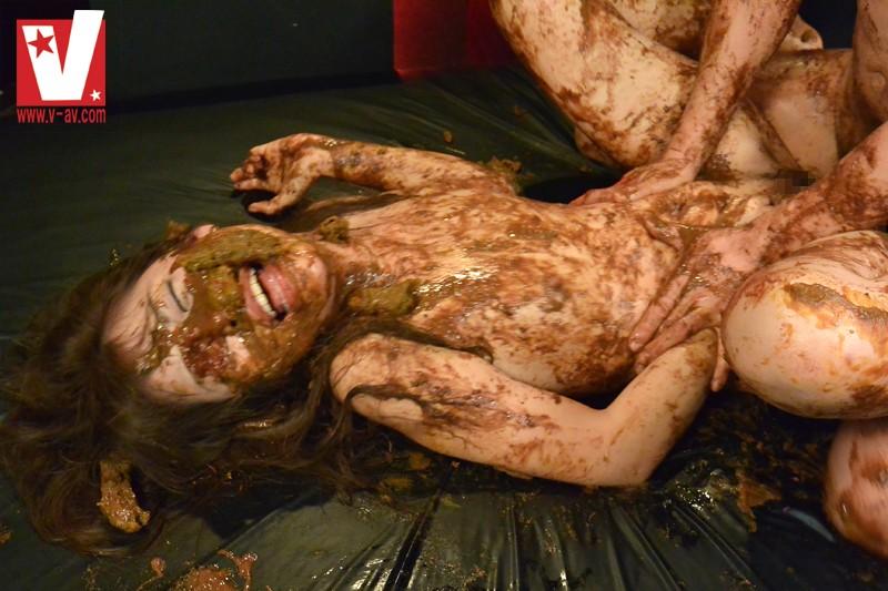 【スカトロ】 大便拷問研究所 ~危険な扉!恥辱まみれの快楽堕地獄~ 塚本アンナ キャプチャー画像 10枚目