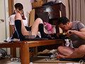 隣のゴミ部屋に監禁された制服少女は 絶倫オヤジの精液ぶっか...sample8