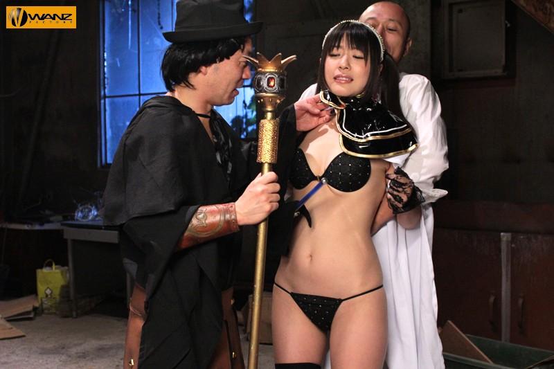 【中出し】 魔法少女つぼみと淫魔の罠 キャプチャー画像 10枚目