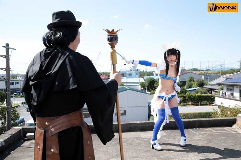 【中出し】 魔法少女つぼみと淫魔の罠 キャプチャー画像 8枚目