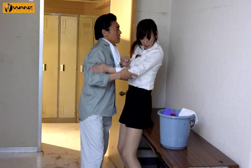 【調教・奴隷】 濃厚オヤジと女教師 澤村レイコ キャプチャー画像 7枚目