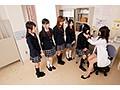 【VR】チ○ポビンビンCFNM学園VR 今年から共学になった女子校...sample10