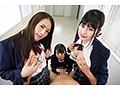 【VR】チ○ポビンビンCFNM学園VR 今年から共学になった女子校...sample8