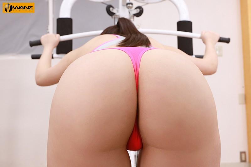【VR】深夜の24時間フィットネスで出会った巨尻スポエロ女子と朝までSEXトレーニング 伊藤かえで