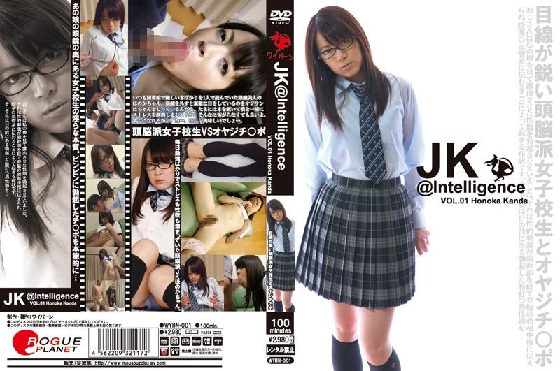 JK@Intelligence VOL.01 Honoka Kanda