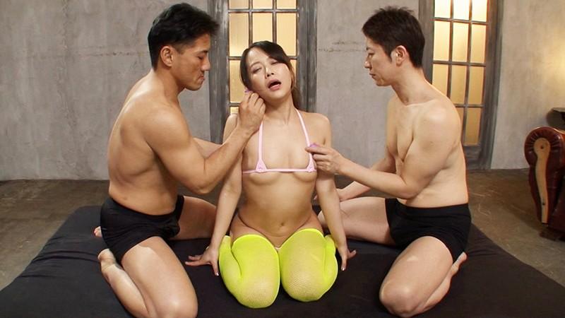 美人人妻のウン汁垂れ流しケツ穴SEX まいさん(仮名) 画像15