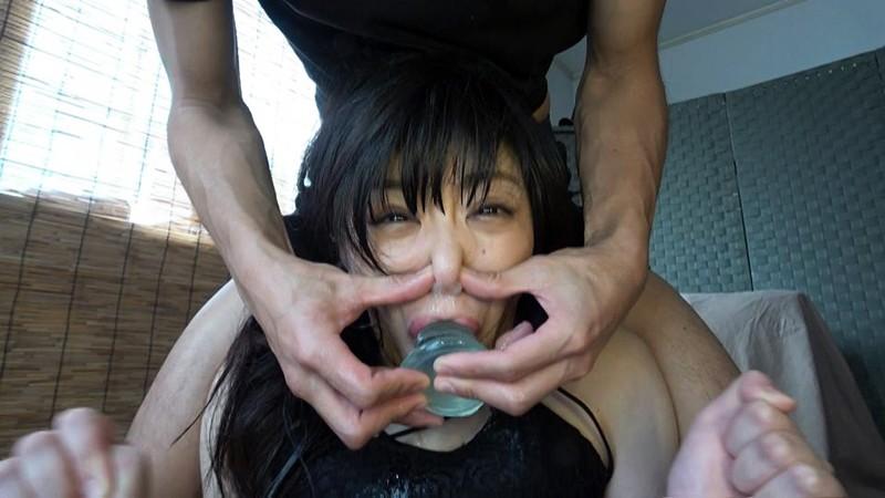 マゾ極発狂喉奥便女 八代ゆあ