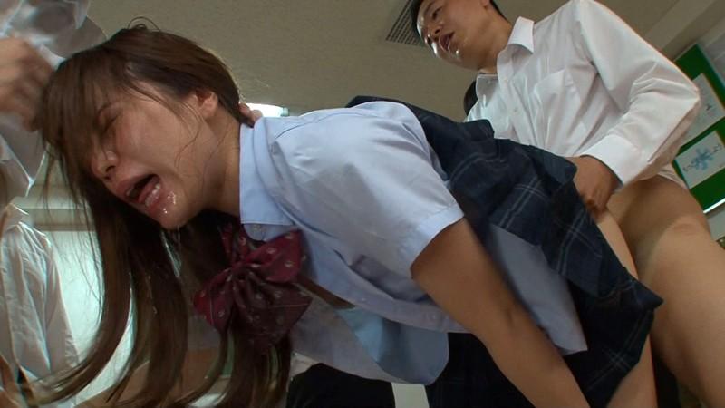 汚れた学園〜剥がされた美少女の笑顔〜 初美りん 9枚目