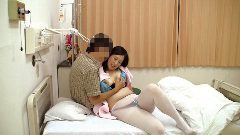 人妻看護師のむちむちな体が入院中の禁欲チ○ポを刺激して…4時間 10枚目