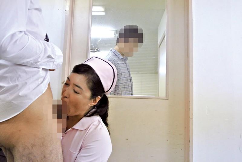 人妻看護師のむちむちな体が入院中の禁欲チ○ポを刺激して…4時間 13枚目