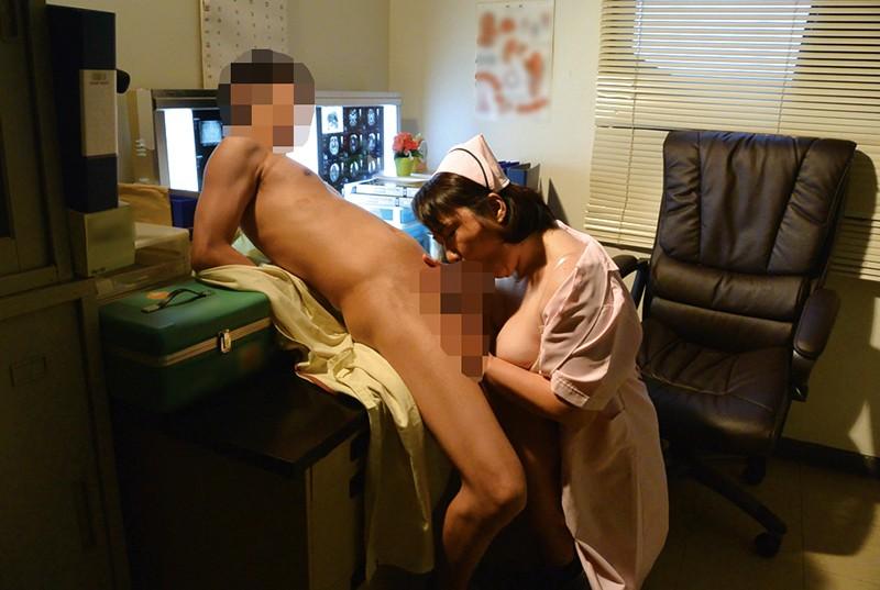 人妻看護師のむちむちな体が入院中の禁欲チ○ポを刺激して…4時間 17枚目